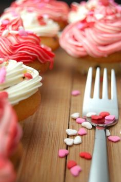 Cupcake, Saint-Valentin