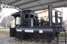 La maquette du Monorail à Panissières