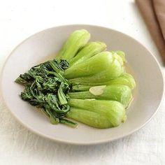 チンゲン菜のにんにく炒め | 広沢京子さんのおつまみの料理レシピ | プロの簡単料理レシピはレタスクラブニュース