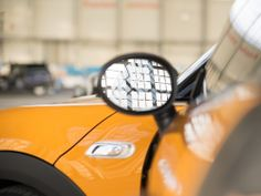 The New MINI is ready for its close up. See your question come to life on-screen with #asktheNEWMINI.