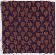 Richard Riemerschmid - Furnishing Fabric, 1905