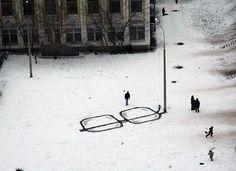 Pavel Puhov - street art
