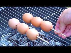 Bbq Egg, Egg Grill, Hamburger Patties, Hamburger Buns, 3 Oz Of Meat, Egg Burger, Salsa Fresca, Ways To Cook Eggs, Following A Recipe