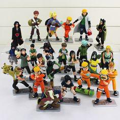 >> Click to Buy << 4Pcs Set Naruto Figure Uzumaki Sasuke Orochimaru Kankuro Rokku Rii Gaara Yondaime PVC Action Figure Collection Dolls Toys 8~13cm #Affiliate