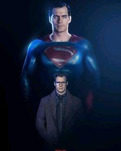 Clark Kent, Henry Cavill, Bvs Dawn Of Justice, Superman Pictures, Warner Studios, Superman Art, Smallville, Man Of Steel, Marvel Dc Comics