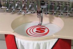 Machine Embroidery Projects How to Price Embroidery Work Commercial Embroidery Machine, Best Embroidery Machine, Machine Embroidery Projects, Embroidery Applique, Embroidery Stitches, Learn Embroidery, Embroidery Ideas, Floral Embroidery, Learning To Embroider