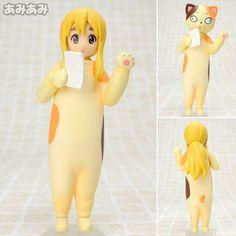 AmiAmi [Character & Hobby Shop]   K-On!! Stuffed Animal Suit Tsumugi Kotobuki Complete Figure
