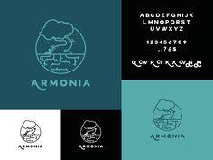 Armonía - Logo Concept-