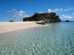 Nosy Sakatia, est connue comme étant l'île aux orchidées