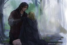 Turin & Nienor (One of the saddest chapters)