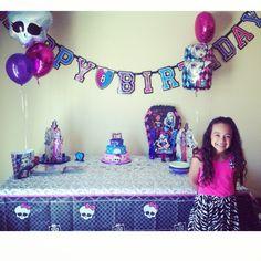 Birthday party funn