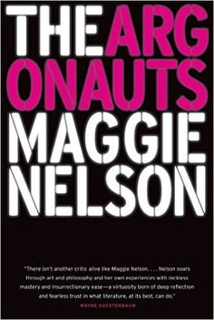 Emma Watson recommends The Argonauts by Maggie Nelson, along with these 12 other reads.