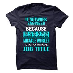 IT Network Engineer T-Shirts, Hoodies. Get It Now ==>…