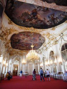 schonbrunn palace, austria 9-10