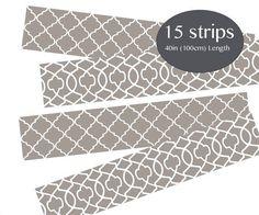 15steps Stair Riser Vinyl Strips Removable Sticker Peel &