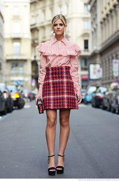 Layla Monteiro – Sugestão da leitora: Truques de estilo para as magrinhas!