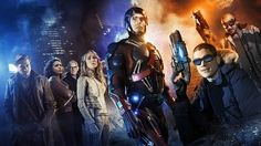 It's here! Feast your eyes on an early look at the Arrow and The Flash spinoff series. The first official footage for the anticipated 13-episode series DC's Legends of Tomorrow, starring your favorite heroes and villains from Arrow and The Flash, debuted Thursday – and it answered some big questions. RELATED: The 'Arrow' & 'The Flash' Spinoff Series Is Officially a Go! The project had been shrouded in mystery up until last week, when we learned the context in which that brings an unlikely…