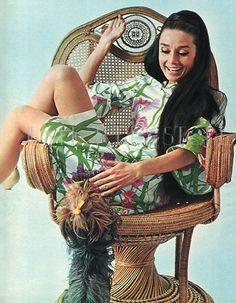"""sala66: """"Audrey Hepburn, por William Klein, 1966 """""""