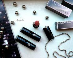 Mary Kay Semi-Matte Lipstick. Reviews \ Матовая гелевая губная помада в оттенках