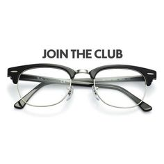d33182afd8 Ray-Ban Clubmaster RX5154 Shiny Black 2000. Men and Women s prescription  eyeglasses.  15