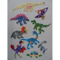 quilled dinosaur - Google Search