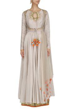 Anarkali - Buy anarkali dress, anrkali suit, anarkali gown & anarkali kurti online - Pernia's Pop Up Shop Indian Fashion Dresses, Pakistani Dresses, Indian Outfits, Fashion Outfits, Anarkali Gown, Net Lehenga, Biba Fashion, Churidar Designs, Desi Clothes