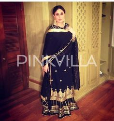 Kareena Kapoor Khan's coolest maternity looks from Sabyasachi lehengas to Zara dresses. Check out how Kareena rocked the maternity wear here! Bollywood Celebrities, Bollywood Fashion, Indian Celebrities, Bollywood Stars, Bollywood Actress, Indian Attire, Indian Wear, Indian Dresses, Indian Outfits