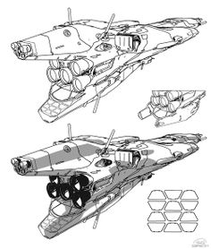 design cuts, a spaceship experiment. am i going to love line... ★ || CHARACTER DESIGN REFERENCES (www.facebook.com/CharacterDesignReferences & pinterest.com/characterdesigh) • Love Character Design? Join the Character Design Challenge (link→ www.facebook.com/groups/CharacterDesignChallenge) Share your unique vision of a theme every month, promote your art and make new friends in a community of over 20.000 artists! || ★