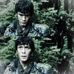 "#The100 2x10 ""Survival of the Fittest"" - Bellamy"