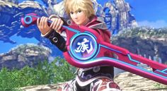 Shulk Xenoblade Chronicles