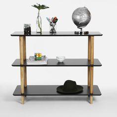 Radius - Phoenix Shelf 3 Tier Simple Way, Cosy, Phoenix, Shelf, Lounge, Interior Design, Furniture, Home Decor, Airport Lounge