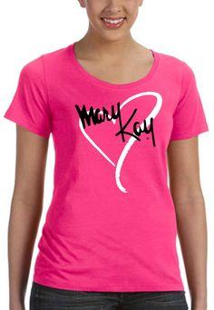 Mary Kay Heart Tee
