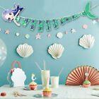 Mermaid Photo Banner, Sweet Heart First Birthday Justborn To. First Birthday Girl Mermaid, Girl Birthday, Mermaid Photos, Photo Banner, Ariel, First Birthdays, Heart, Sweet, Ebay