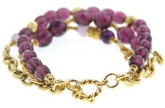 chain and beaded jewelry