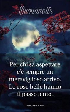immagini buonanotte tramonto (3) Italian Life, Italian Quotes, Good Morning Good Night, Hello Beautiful, Encouragement, Life Quotes, Messages, Smiley, Fantasy