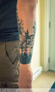 tree-tattoos-37:   tatuajes | Spanish tatuajes  |tatuajes para mujeres | tatuajes para hombres  | diseños de tatuajes http://amzn.to/28PQlav