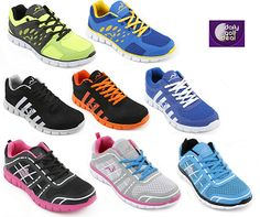 Today's Deal: Men's and Ladies Woodworm Running Shoes/Trainers http://dailygolfdeal.co.uk/deals/deals/woodwormtrainer/