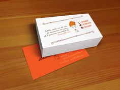 Aplicação em cartão de visitas