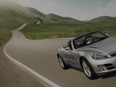 Saturn Sky - for the just-fun days, an affordable car.