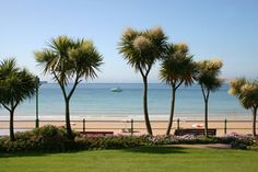 St. Brelade's Bay, Jersey (Channel Islands), scene of many happy family holidays
