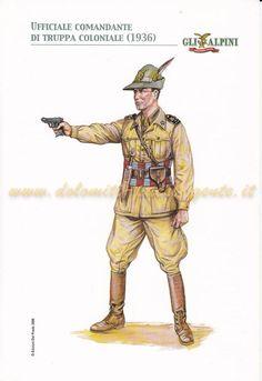 Kingdom Of Italy, Uniform Insignia, British Army Uniform, Italian Army, Warfare, Wwii, Africa, Armature, Fictional Characters