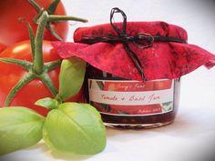Tomato & Basil Jam on Etsy