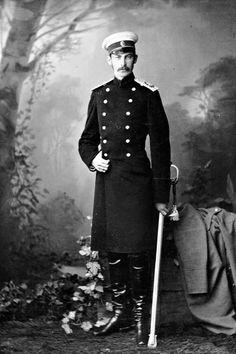 Count Felix Felixovich Sumarkov-Elston, father of Prince Felix Felixovich Youssoupoff. Early 1880′s.Source: Arkhangelskoye museum