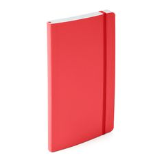 Coral Medium Soft Cover Notebook $9.00