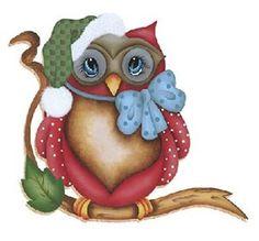Christmas Owl~