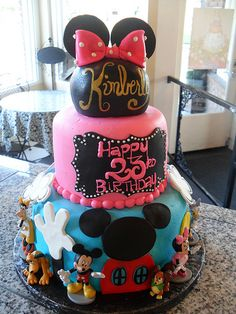 So you guys are going to make this my 24th birthday cake, right? So I can stop buying my own?