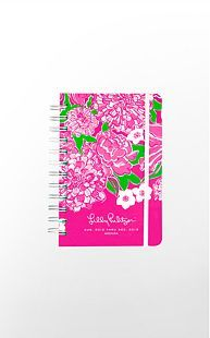 The perfect planner to keep track of all those sorority events :)