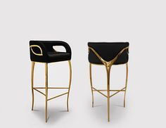 Chandra Bar Stool by KOKET