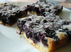 RECEPT s borůvkami: Zdravý špaldový koláč | Nazeleno.cz