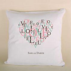 Poduszka z nadrukiem to doskonały prezent dla bliskiej osoby.
